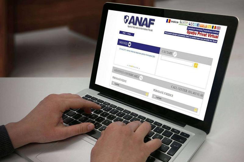 Digitalizarea continuă: Documentele tipărite nu vor mai fi primite de ANAF. Un proiect prevede că toate firmele şi PFA-urile vor fi obligate să se înregistreze în Spațiul Privat Virtual