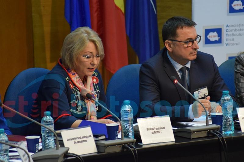 """Prim-procurorul DIICOT Botoșani: """"Infractorii sunt tot mai specializați în ceea ce privește contrabanda și găsesc metode inedite"""""""