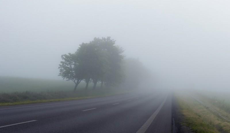 Dimineață cu ceață la Botoșani. Cod galben până la ora 12