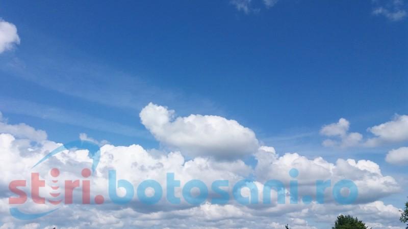Dimineaţă de octombrie cu temperaturi aproape de zero grade la Botoşani!