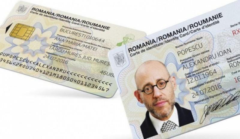 Din 2021, nu se mai iese din țară cu carte de identitate simplă, fără cip recunoscut la nivel european!