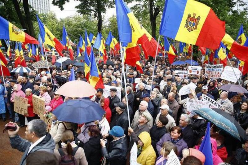 """Din nou amenințări: Igor Dodon, despre unirea Moldovei cu România: """"Va fi război civil!"""""""