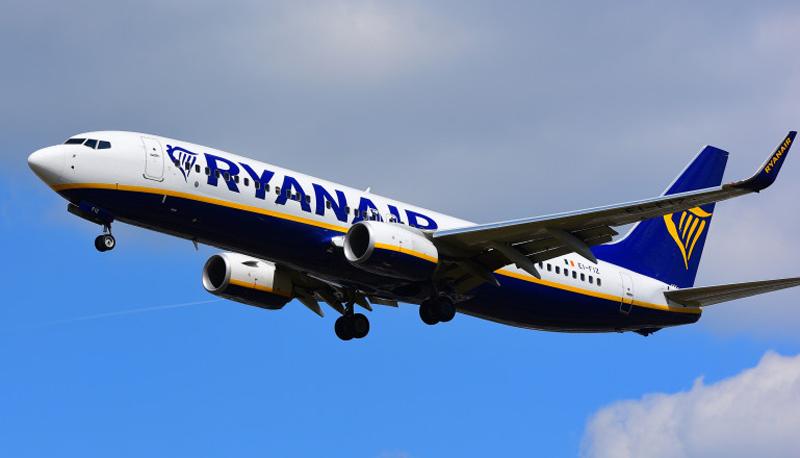 Din toamnă, Ryanair va opera două noi zboruri pe săptămână de la Suceava către Manchester