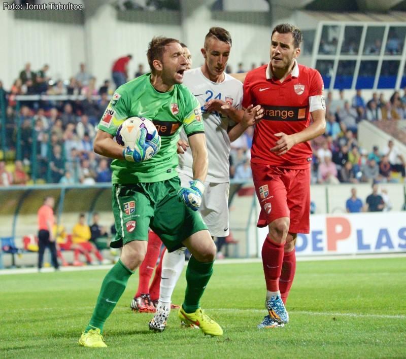 Dinamo a pierdut cu CFR si vine la Botosani cu o echipa improvizata!