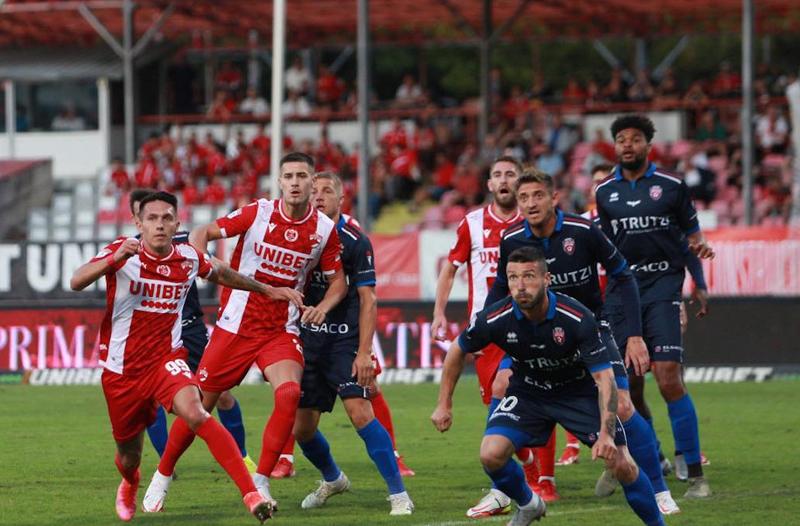 Dinamo - FC Botoșani 1-2! Urcăm pe locul 2