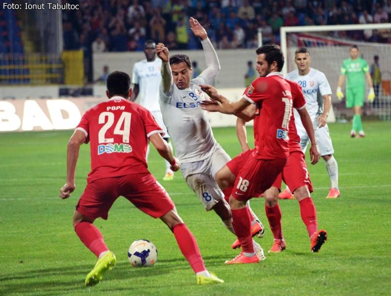 """Dinamo vrea cele trei puncte cu FC Botosani: """"Lucrurile trebuie sa intre pe fagas normal. Suntem increzatori"""""""