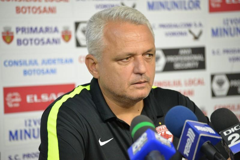 """Dinamovistii, impresionati de Martinus: """"Este un jucator foarte tehnic"""" - AUDIO"""