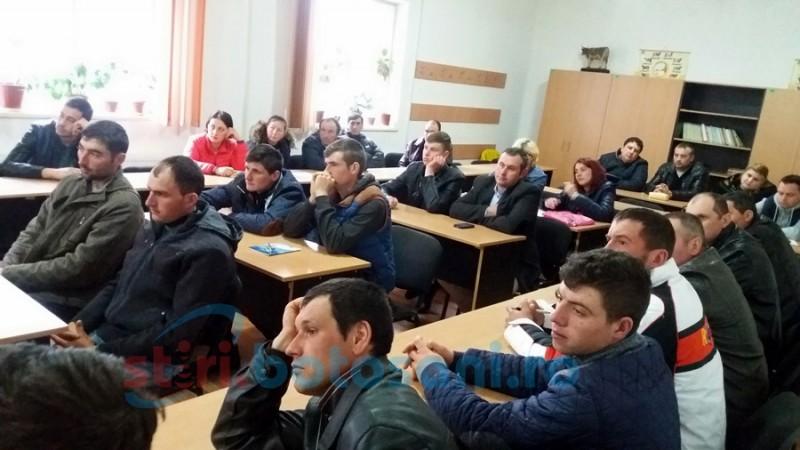 Direcția pentru Agricultură Botoșani anunță deschiderea de noi cursuri pentru fermieri!