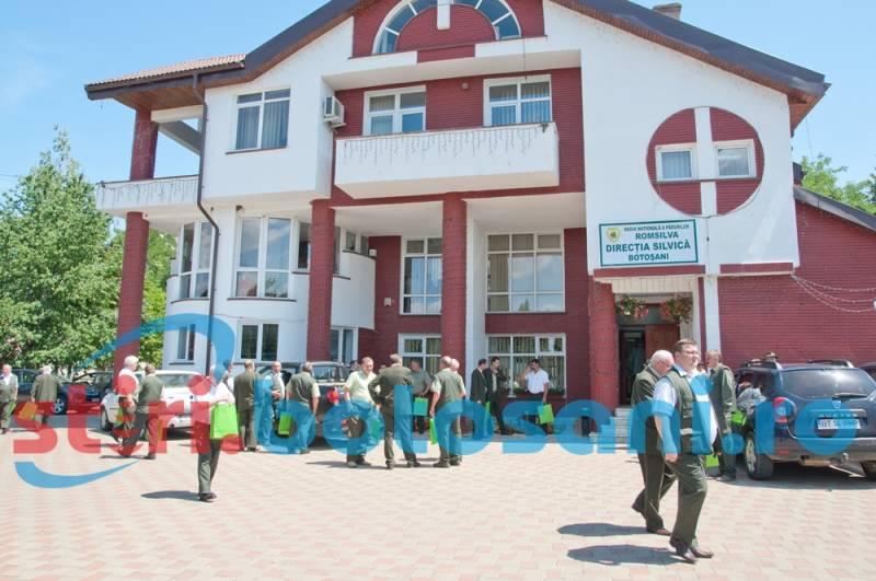 Direcţia Silvică Botoşani organizează concurs pentru angajări