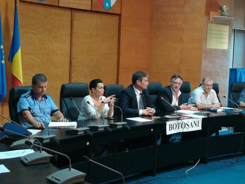 """Direcția Veterinară despre pesta porcină africană: """"Evoluția bolii ia amploare"""" în Botoșani"""