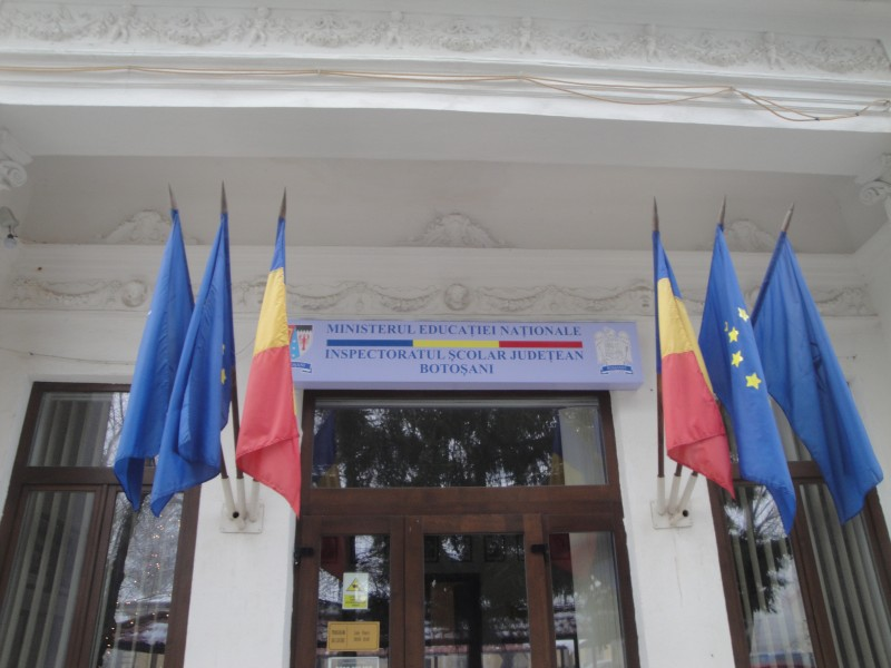 Directori noi la trei unităţi de învăţământ din Botoşani