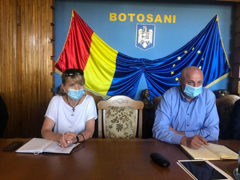 """Directorul CNAIR a venit cu promisiuni la Botoșani. """"Lucrările vor fi demarate în cel mai scurt timp"""""""