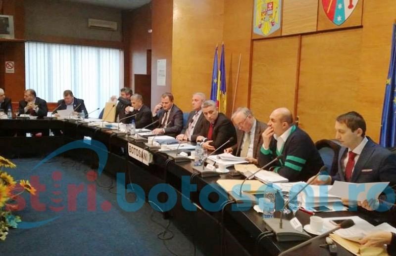 """Dispută în Consiliul Județean Botoșani, de la banii din fondul de rezervă! """"Mi se pare cel puțin imoral..."""""""
