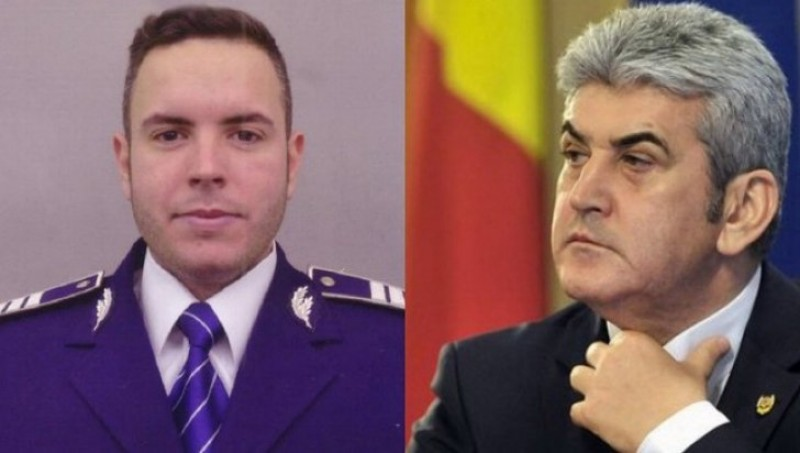 DNA cere urmărirea penală a lui Gabriel Oprea pentru ucidere din culpă, după accidentul în care şi-a pierdut viaţa Bogdan Gigină!