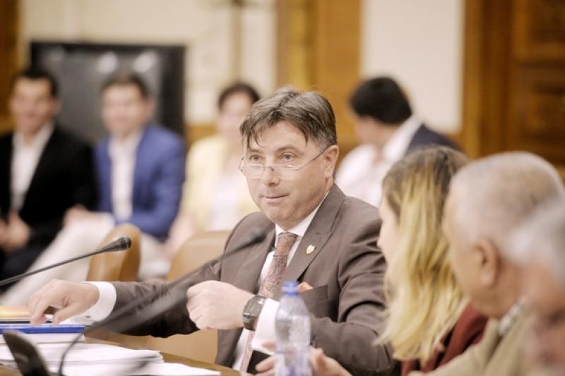 DNA cere urmărirea penală a ministrului pentru Relaţia cu Parlamentul, Viorel Ilie