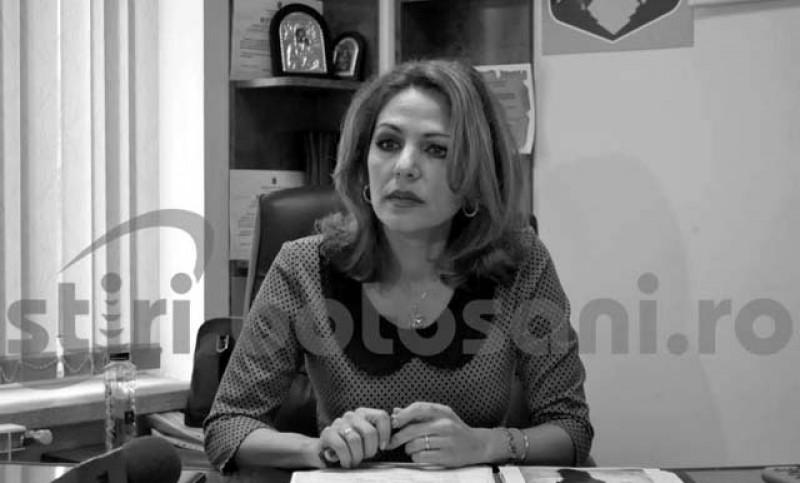 Doctorul Minodora Vasiliu, directorul DSVSA, a încetat din viață