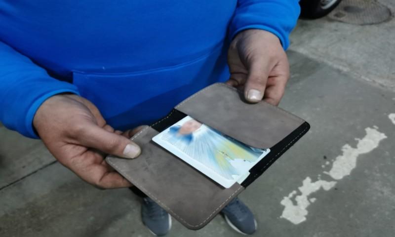 Document de identitate fals descoperit la vama Stânca. A fost cumpărat cu 350 de euro