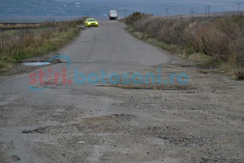 """Document: Un bărbat stabilit în Botoșani înaintează prim-ministrului problema de infrastructură rutieră din localitatea de reședință. """"Doresc să contribui la o viață socială demnă de anul 2020"""""""