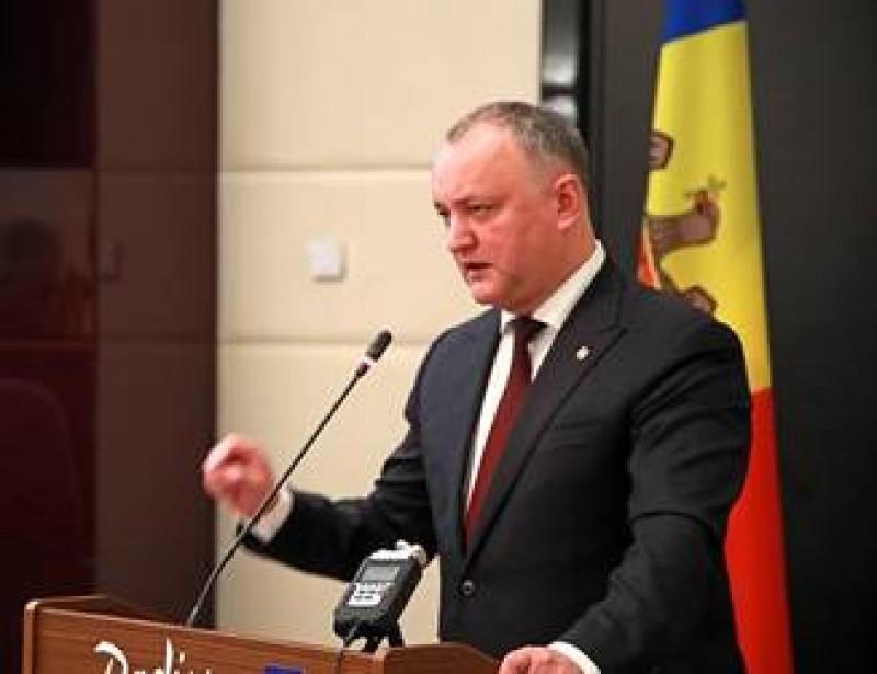 """Dodon nu declara doliu national in Republica Moldova: """"Regele Mihai este monarhul altui stat"""""""