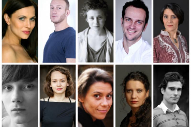 """Doi actori botoşăneni, la """"10 pentru film"""" la TIFF 2014!"""