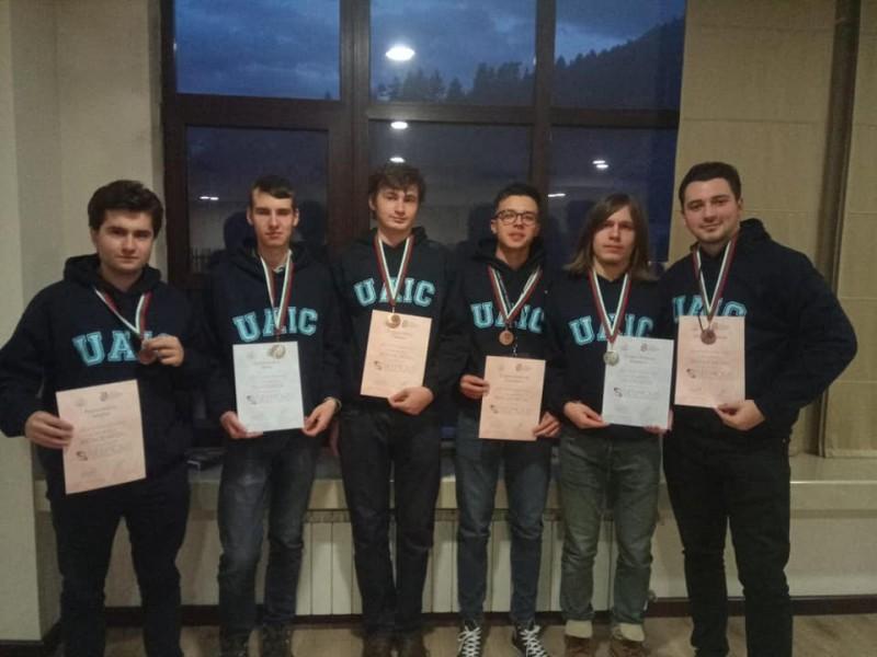 Botoșăneni pe podium la Olimpiada sud-est europeană de matematică pentru studenți!