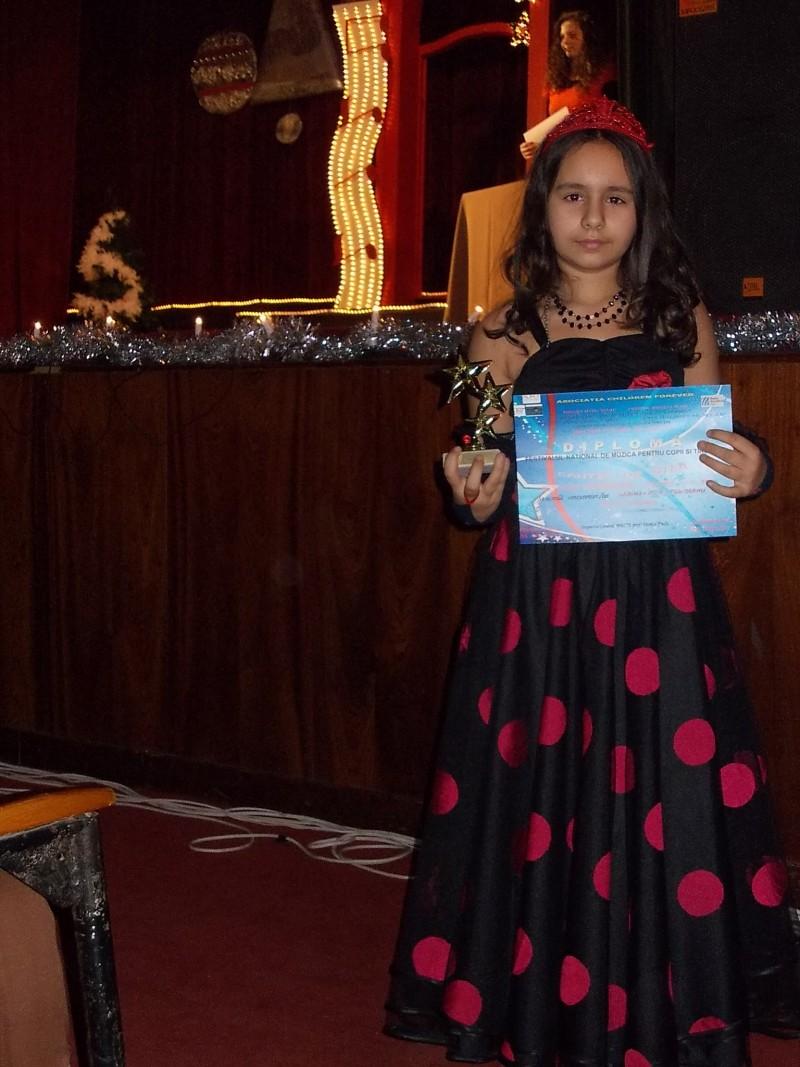 """Doi elevi ai Liceului de Artă """"Ștefan Luchian"""", premiați la un festival național de muzica la Piatra Neamț"""
