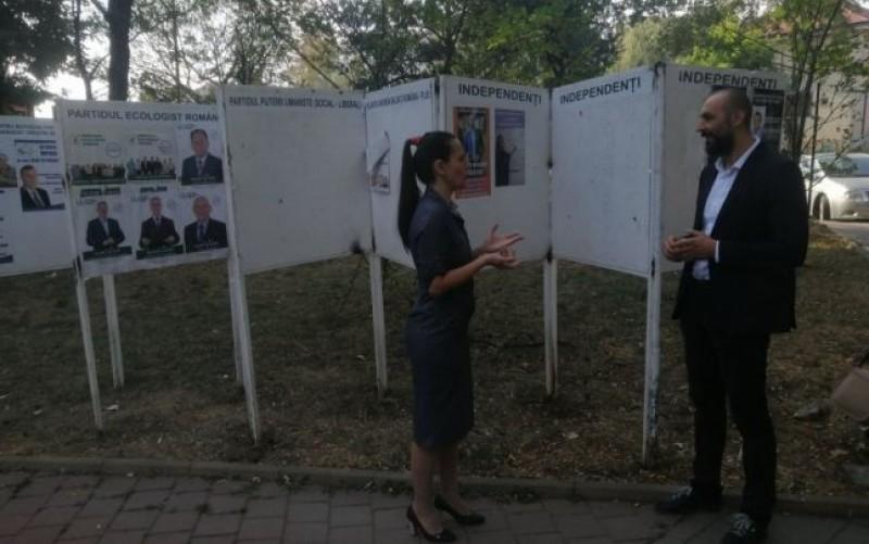 """Doi independenţi din Botoșani se susţin reciproc la alegerile locale. """"Împărtăşim aceeaşi viziune"""""""