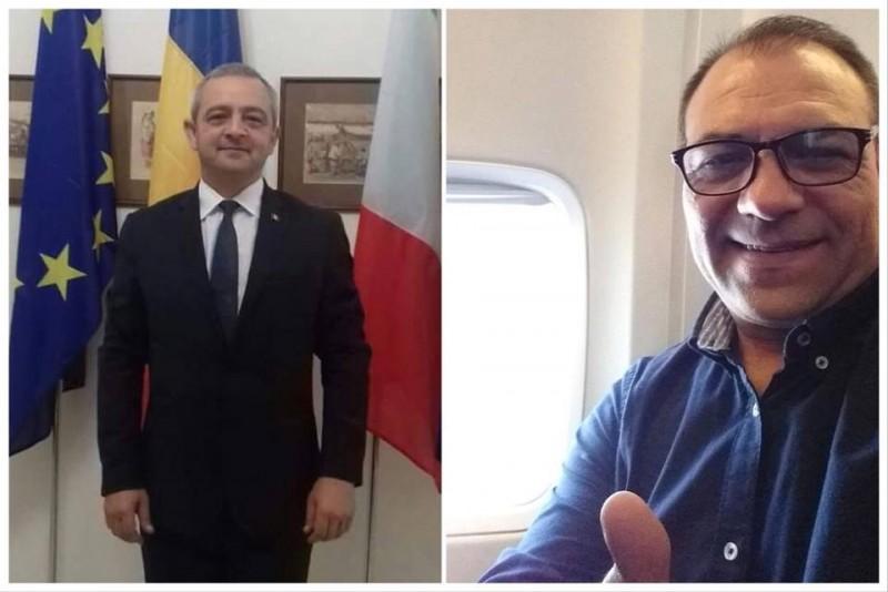 Doi poliţişti români, EROI în Italia. Au salvat mai mulţi turişti de furia suporterilor unei echipe de fotbal