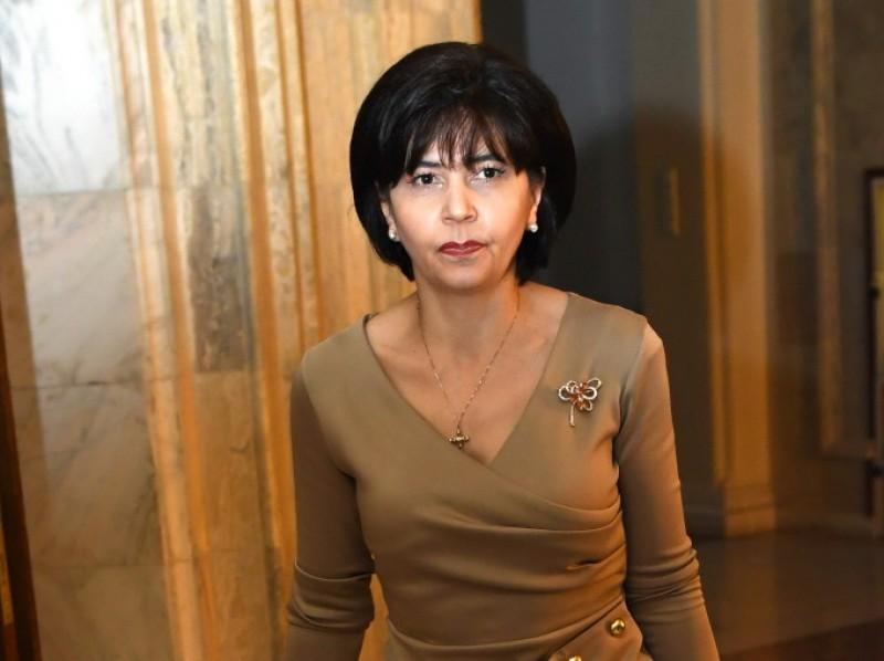 """Doina Federovici: """"Anticipatele sunt egale cu austeritatea"""". """"[Liberalii] Sunt gata să arunce țara în criză"""""""