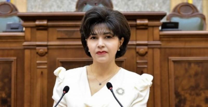 """Doina Federovici NU mai este vicepreședinte al Senatului: """"Ține de strategie"""""""