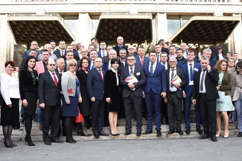 """Doina Federovici, președinte PSD Botoșani: """"Județul nostru va fi reprezentat la nivelul Guvernului prin nominalizarea lui Marius Budăi la Ministerul Muncii"""""""