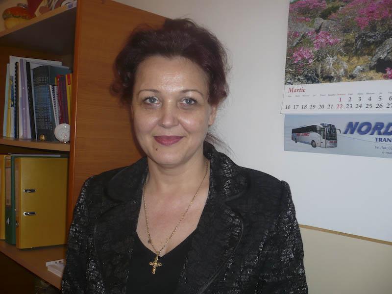 Doina Nacu: Colegii imi sunt alaturi si acesta e un lucru important pentru mine!