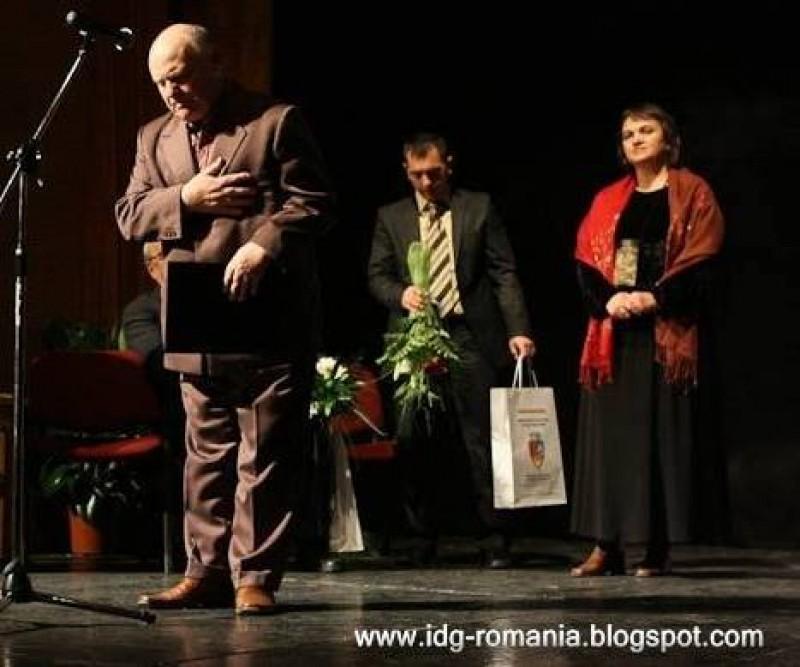 DOLIU în cultura română: S-a stins din viață poetul Dumitru Țiganiuc!