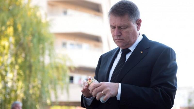 DOLIU în familia prezidenţială. A murit soacra preşedintelui Klaus Iohannis