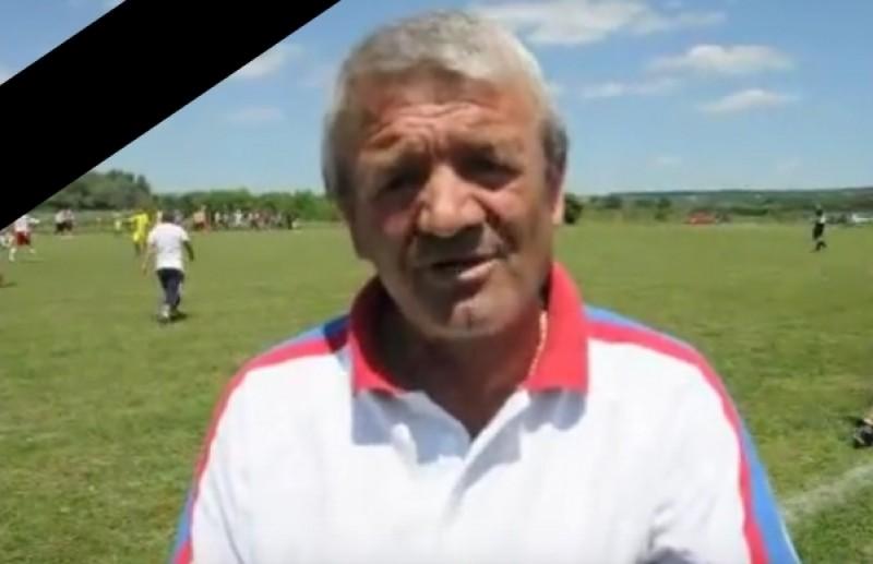 DOLIU in fotbalul botosanean! Victor Bordeanu, directorul sportiv de la Inter Dorohoi, a MURIT!