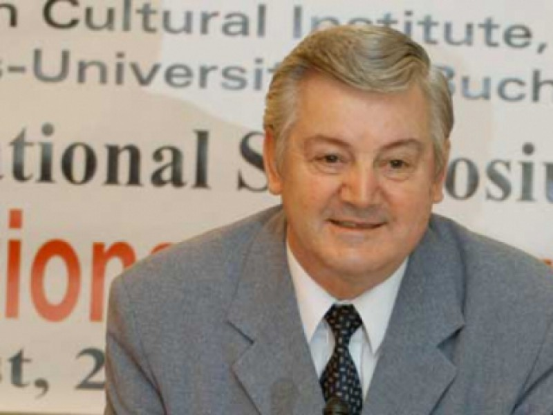 Doliu în lumea academică! A murit un renumit profesor, născut în Vornicenii Botoșanilor!