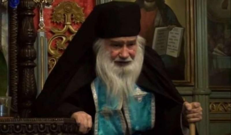 DOLIU la Mănăstirea Frăsinei: Părintele Neonil Ștefan, starețul Sfintei Mănăstiri, a trecut la cele veșnice VIDEO