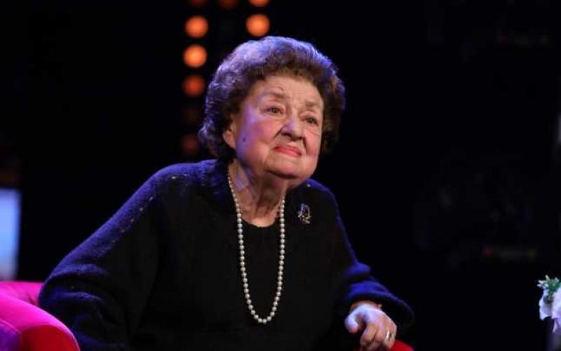 Doliu pe scena teatrului românesc: s-a stins Tamara Buciuceanu-Botez