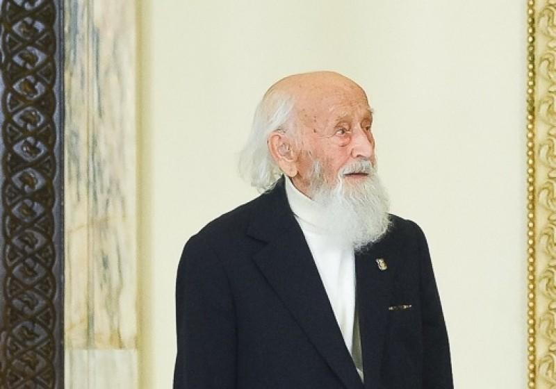 Doliu pentru conştiinţa neamului românesc. S-a stins din viață, la 101 ani, botoșăneanul NICOLAE TOMAZIU!
