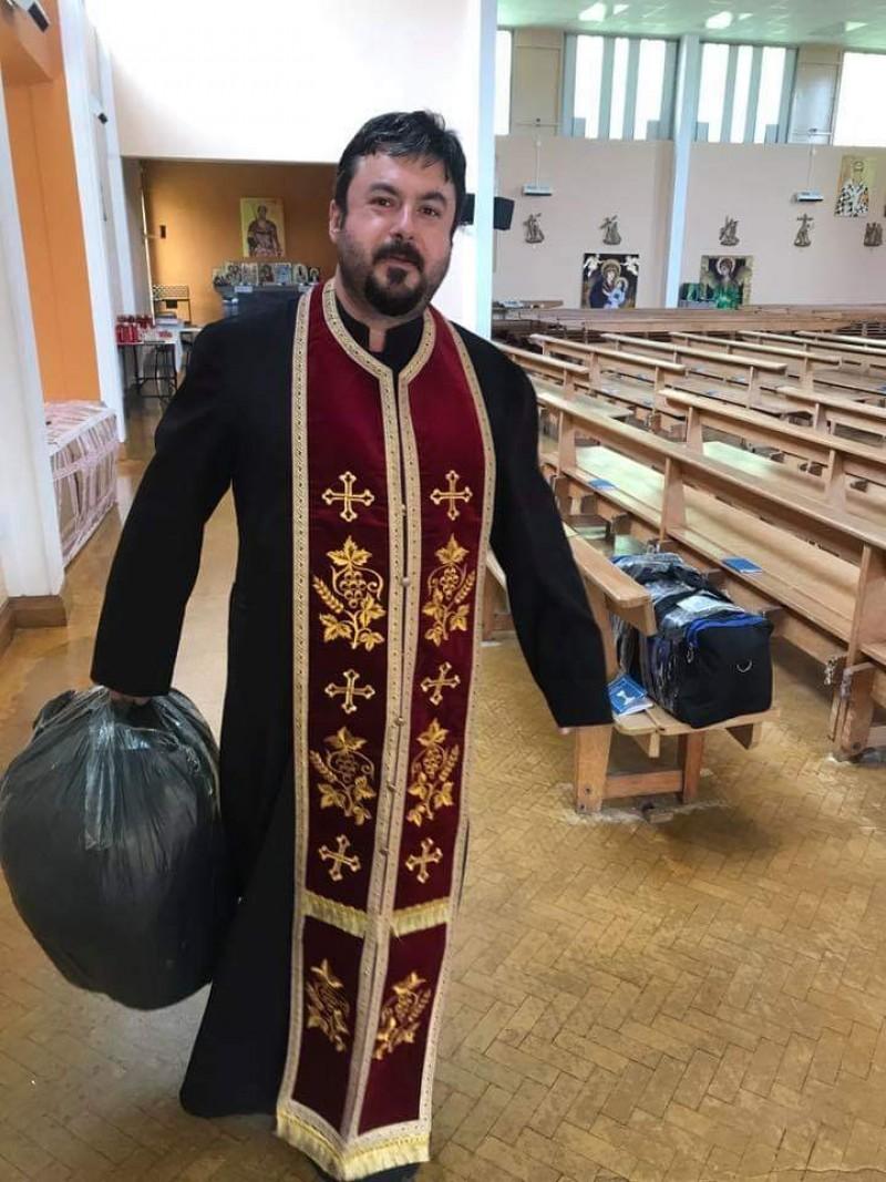 Donația care traversează Europa: haine și jucării de la românii din Newcastle, pentru o comună din Botoșani