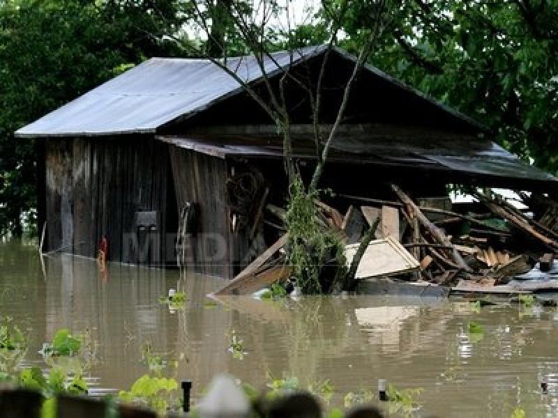 Dorohoi, locul unde inundaţiile au lovit sărăcia