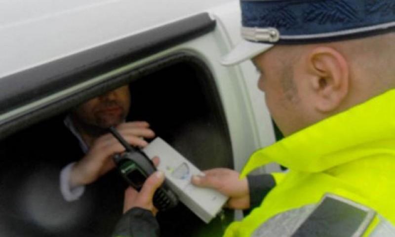 Dosar penal după conducere sub influența alcoolului pentru un botoșănean care se afla la Sibiu
