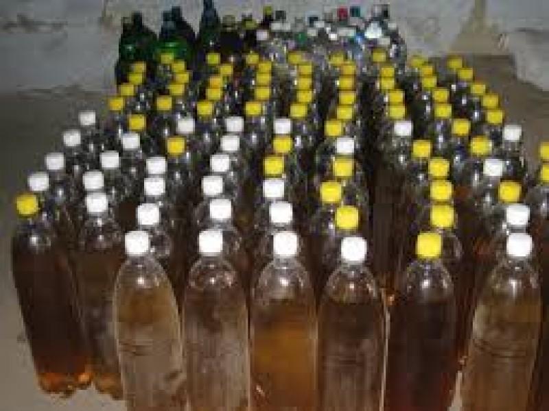Dosar penal: Peste 250 de litri de băuturi spirtoase, în depozitul unui agent economic botoșănean!