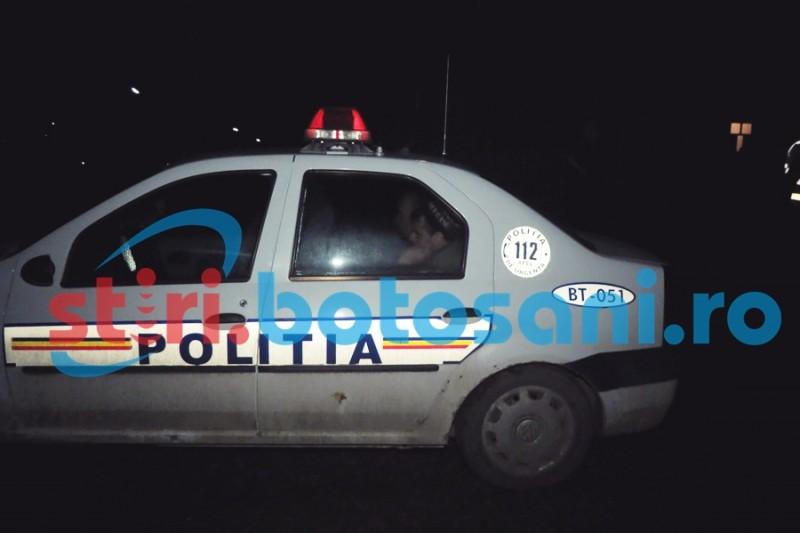 Două dintr-o lovitură: Ce a reuşit un şofer din Botoşani!