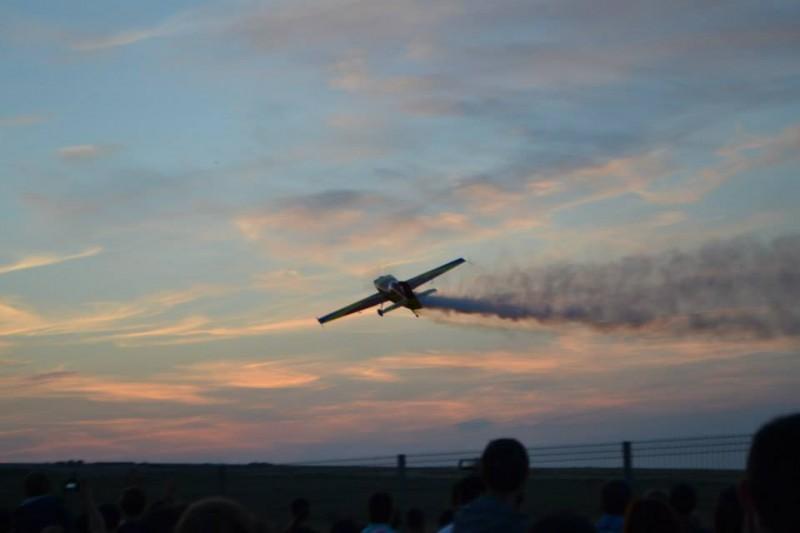 Două săptămâni până la mitingul aviatic de la Salcea! Pregătiri pentru vizitatorii din Botoşani FOTO