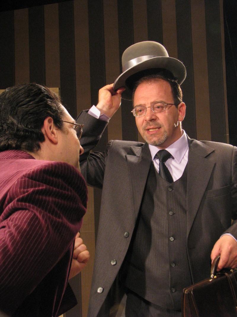 Doua spectacole in weekend, pe scena Teatrului Mihai Eminescu!