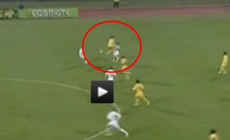 Dovada de caracter! Croitoru a jucat 36 de minute cu maxilarul fracturat, dupa intrarea de K1 a lui Antal! VIDEO