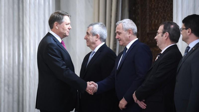 """Dragnea l-ar putea concura pe Klaus Iohannis la prezidenţiale: """"Ar fi candidatul cu şanse reale să câştige"""""""