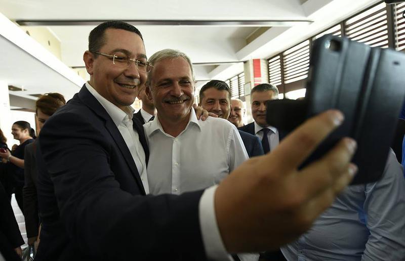 Dragnea: Orice critica de la Ponta pentru mine este sanatate curata