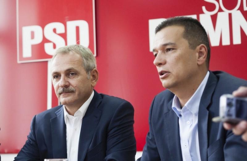 """Dragnea: """"Guvernul a exercitat puterea în mod legitim, în baza votului primit în parlament"""". """"Iohannis, autorul moral al violenţelor"""""""